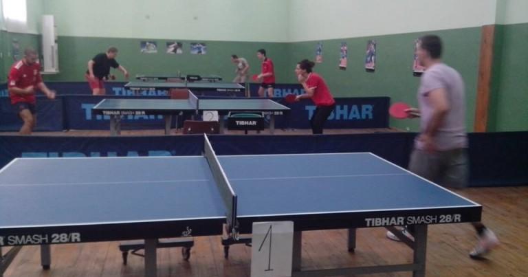 Завръщането на лидерите в тениса на маса