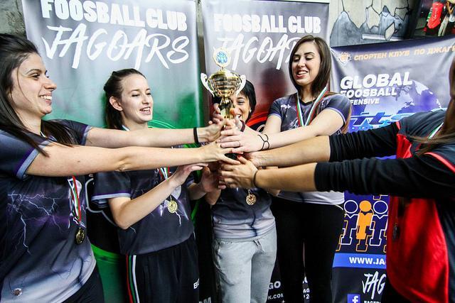 България има вече своите шампиони, които ще я представят на Европейската лига през 2016