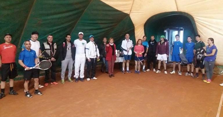 Този път титлата е за Ливан – Мохамед Аламе е новият тенис шампион