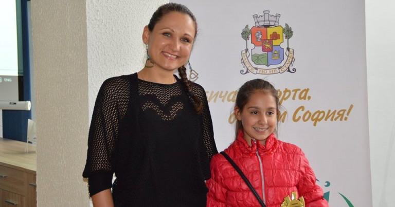 Световна шампионка отличи млади таланти в конкурса на Фуутура