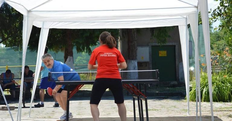 Фуутура със значимо участие на турнира в Долна Малина