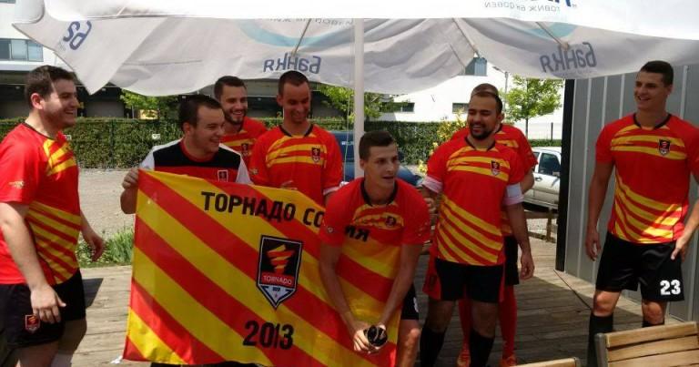 """""""Торнадо"""" се развихри в жегата и грабна втората си Charity Cup"""