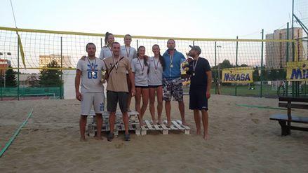 Очаквани шампиони на плажния волейбол