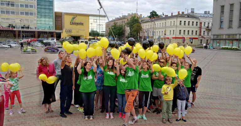 Фуутура с младежки обмен по Еразъм в Латвия