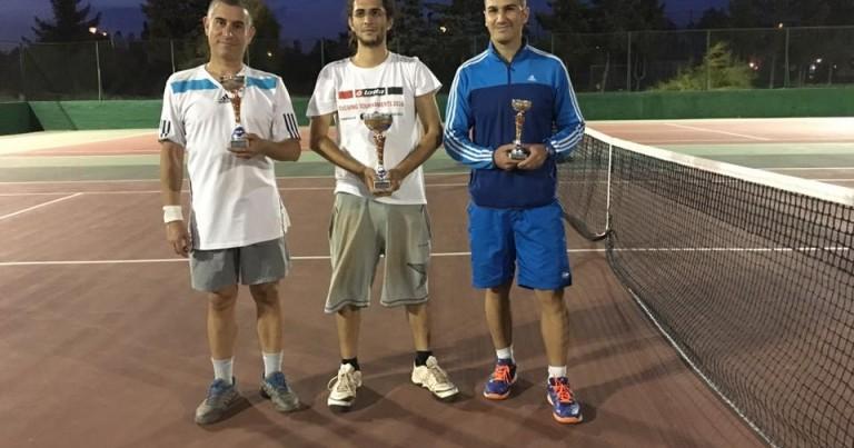 Stefanos закри сезона на открито с нова титла – Συγχαρητήρια