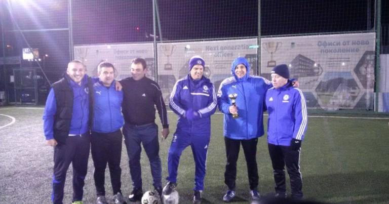 Левски-Г е поредният шампион на Фуутура благотворителна лига