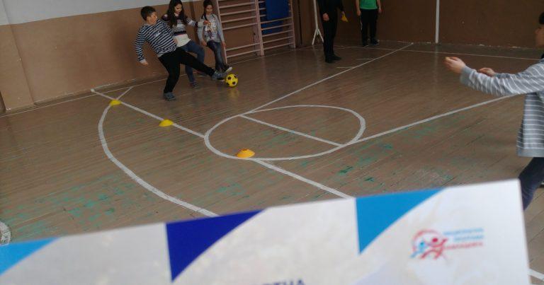 Спортна революция в училищата в Карлово, Сопот, Баня, Калофер и Клисура