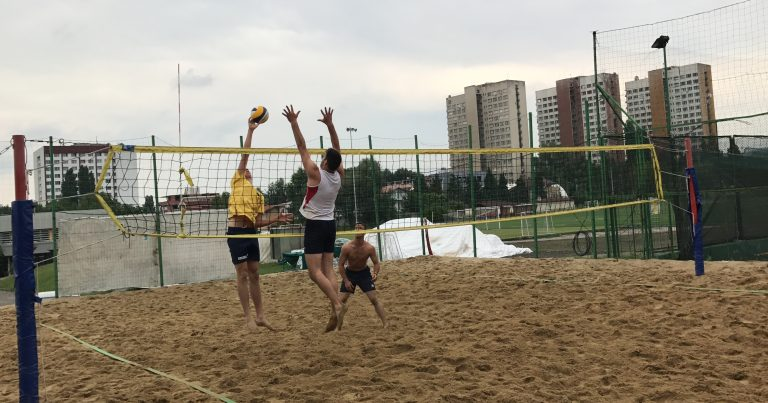 Предстои вторият турнир по плажен волейбол в София