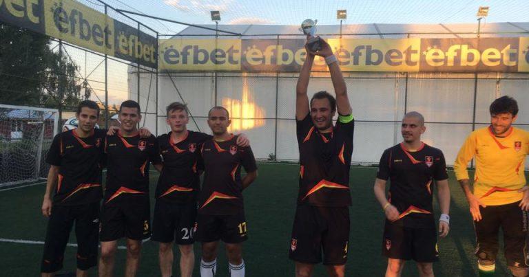 Отново Торнадо отнесе Charity Cup на Фуутура