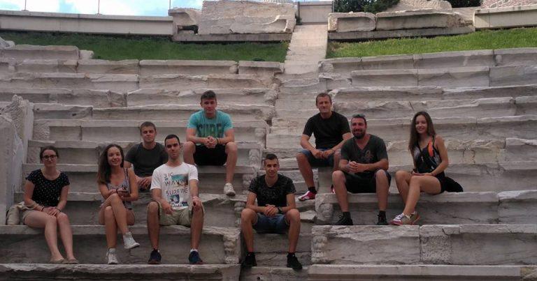 10 младежи с Фуутура на спортни дейности в 5 града в Полша