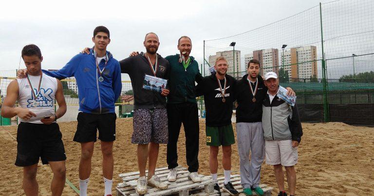 Sofia Beach Masters – втори кръг РЕЗУЛТАТИ