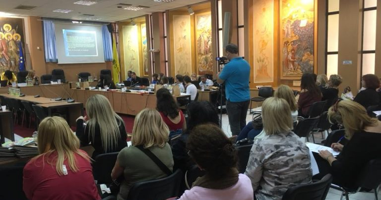 Фуутура на международен семинар за позитивни примери за социален спорт