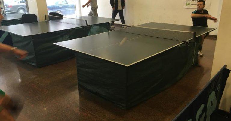 Тенис на маса подреждане 6 кръг – двама нови в ТОП 3