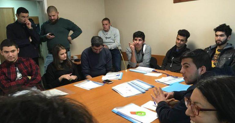 Проведохме интересен и полезен семинар за социално включване чрез спорт