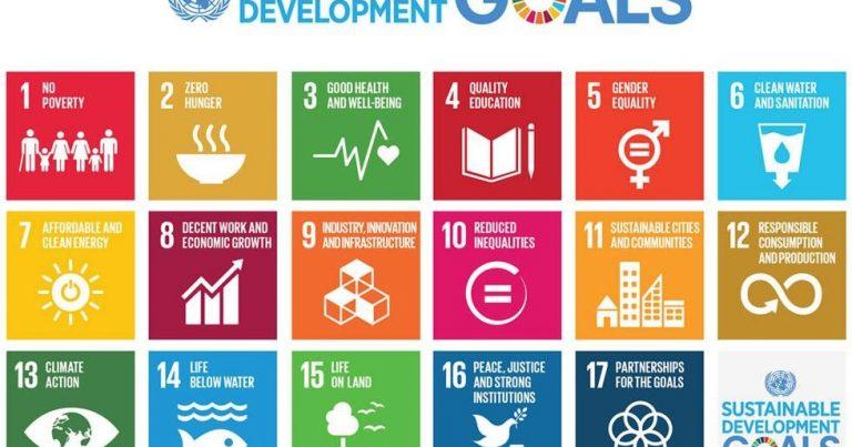 Спортът и целите за развитие на ООН до 2030 г.