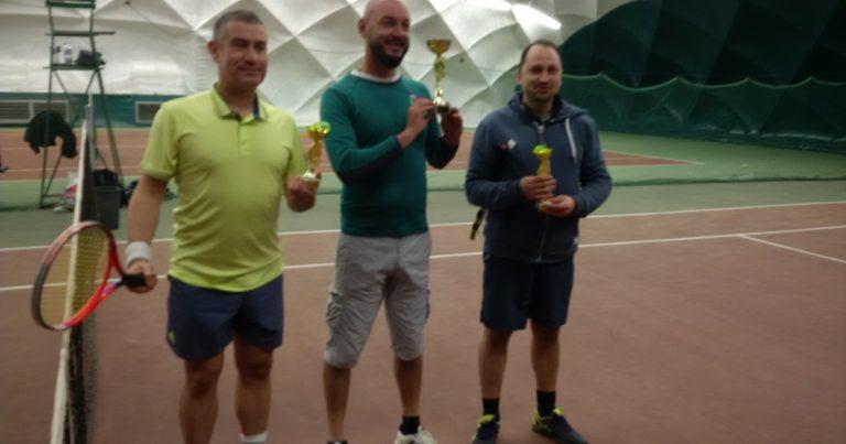 Михаил Иванов спечели първата Фуутура Тенис Купа за 2018