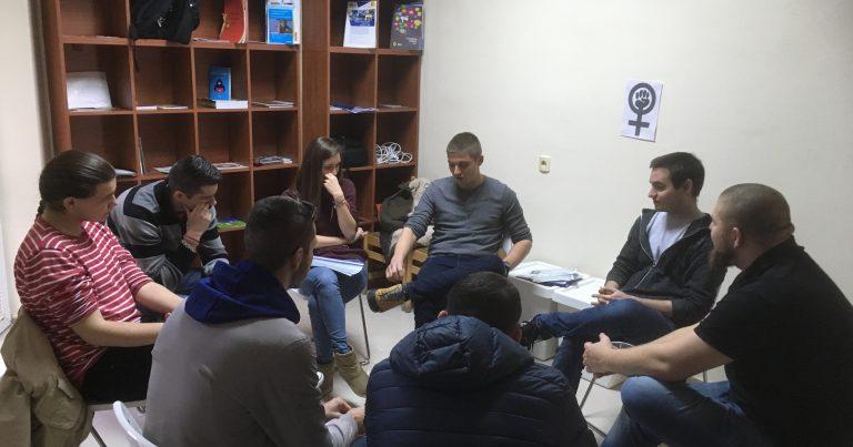 Фуутура с младежки семинар за работа с хора от онеправдани социални групи