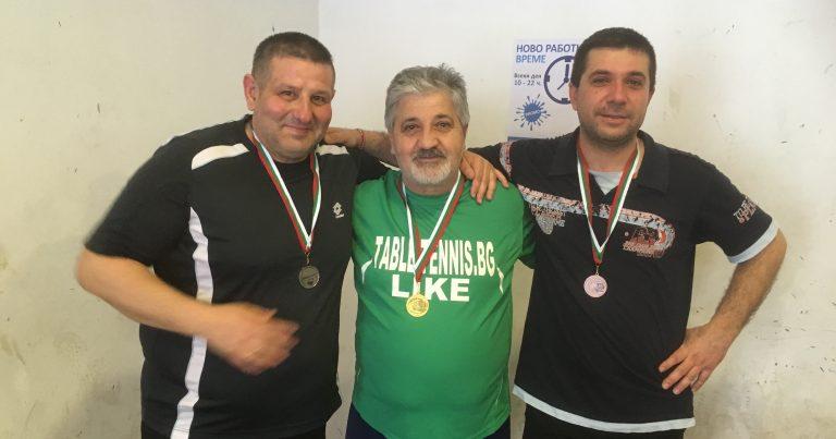Фаворитите затвърдиха позиции, Младен Митев най-после с медал