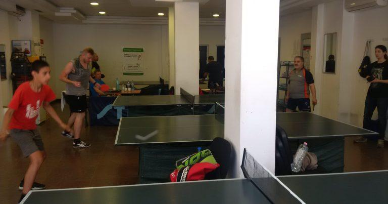 Аматьорската лига по Тенис на маса – Обзор на 9 кръг