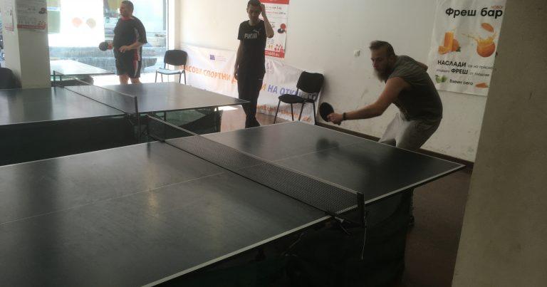Аматьорската лига по Тенис на маса – Обзор на 7 кръг