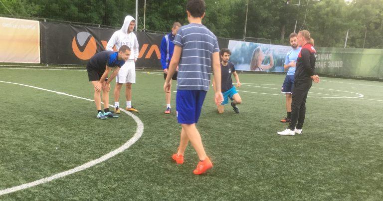 Летни турнири по футбол, тенис и тенис на маса