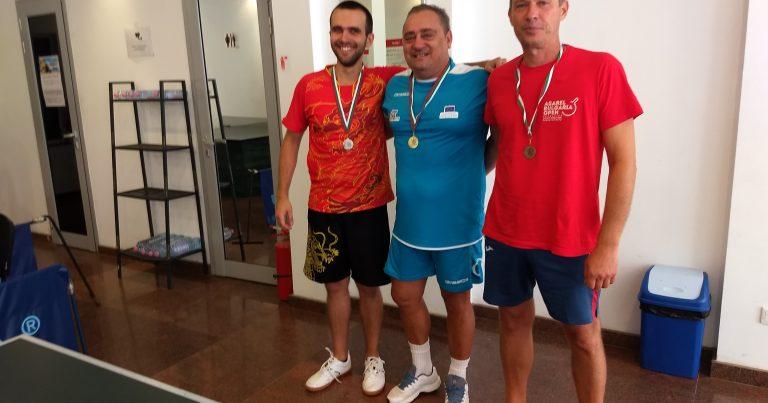 Марио Георгиев спечели летния турнир, подгласници – Кристиян Цветанов и Стефан Цветков