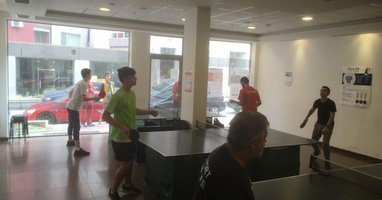 4-ти кръг от Аматьорска лига по тенис на маса – резултати, класирания и снимки