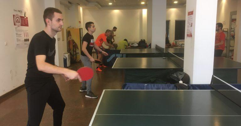 7-и кръг от Аматьорска лига по тенис на маса – резултати, класирания и снимки