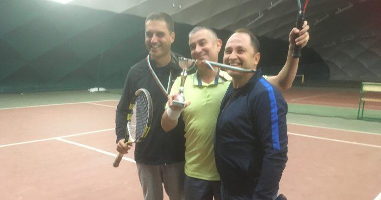 Фуутура Charity Tennis Cup – 3 кръг