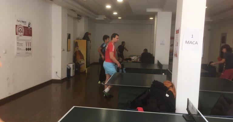 8-и кръг от Аматьорска лига по тенис на маса – резултати, класирания и снимки
