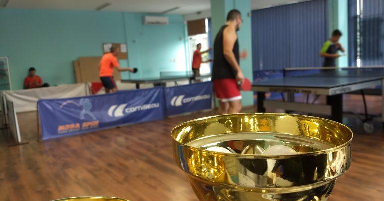 Тенис на маса Мега Лига – 1 кръг