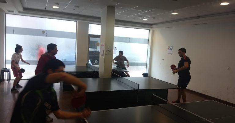 10-и кръг от Аматьорска лига по тенис на маса – резултати, класирания и снимки
