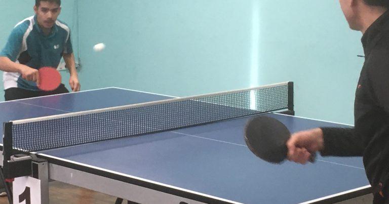 Тенис на маса Мега Лига – 3 кръг