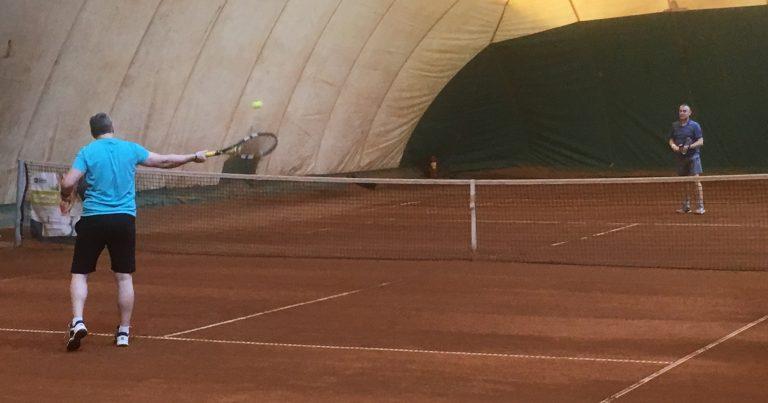Фуутура Charity Tennis Tour 2019 – 3 кръг