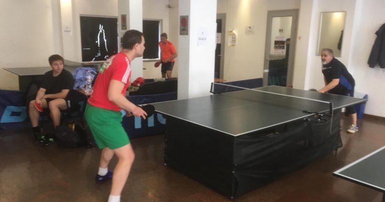 Аматьорска лига по тенис на маса – 5 кръг