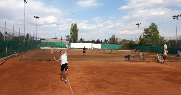 Фуутура Charity Tennis Tour 2019 – 5 кръг