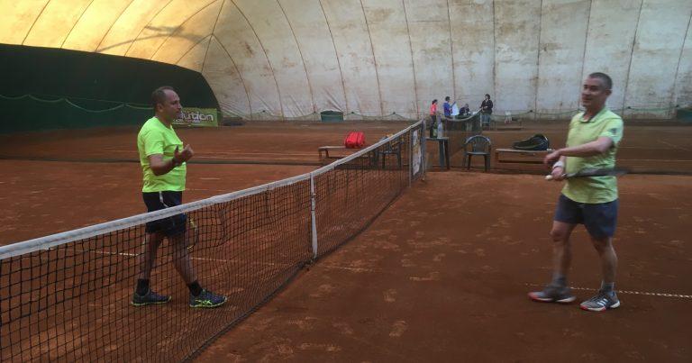 Фуутура Charity Tennis Tour 2019 – 4 кръг