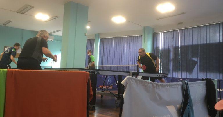 Тенис на маса Мега Лига – 7 кръг