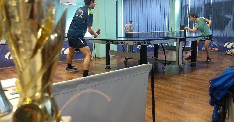 Тенис на маса Мега Лига – 9 кръг