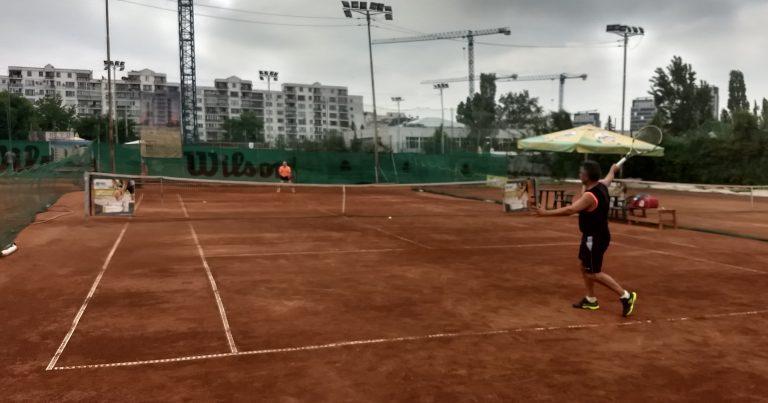 Фуутура Charity Tennis Tour 2019 – 6 кръг