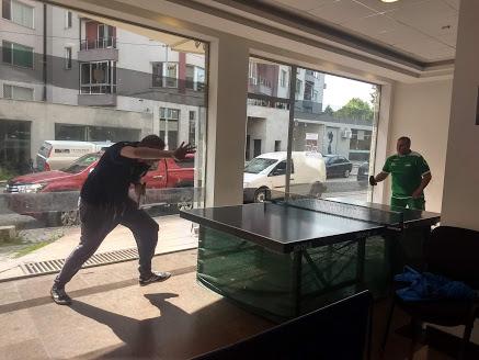 Аматьорска лига по тенис на маса – 6 кръг