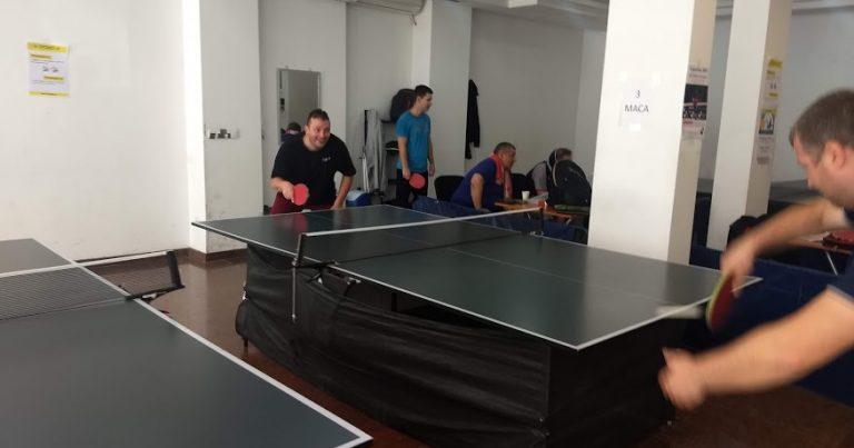 Аматьорска лига по тенис на маса – 7 кръг