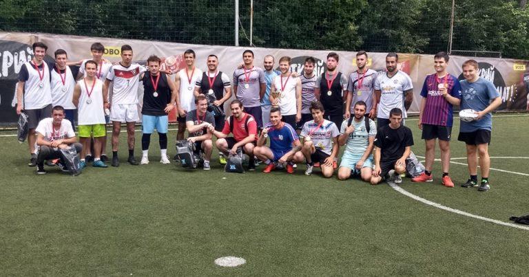 Време за спорт: Участвайте в турнирите по футбол и Тенис на маса
