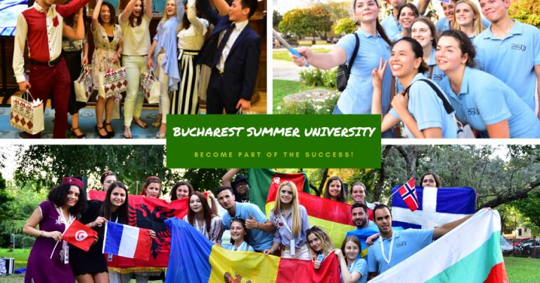 Фуутура отново партнира на Летния университет в Букурещ