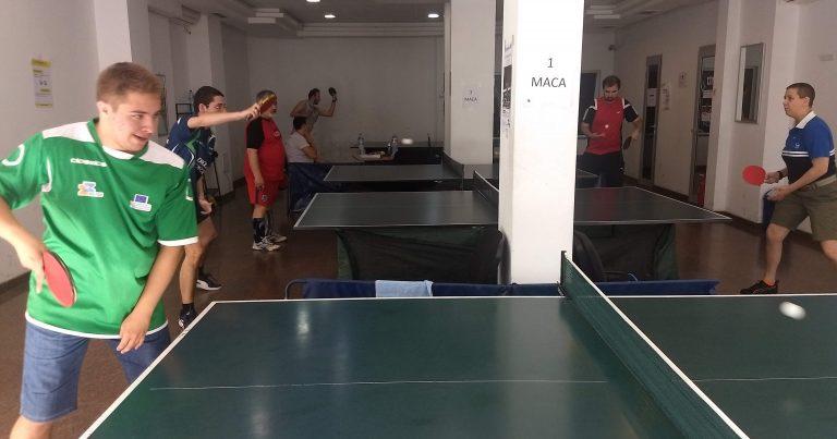 Аматьорска лига по тенис на маса – 8 кръг