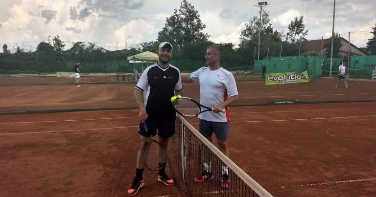 Фуутура Charity Tennis Tour 2019 -7 кръг