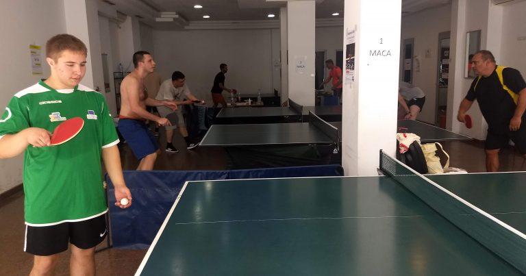 Аматьорска лига по тенис на маса – 9 кръг