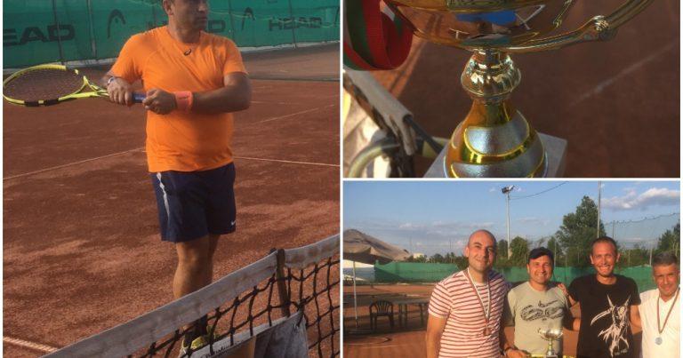 Фуутура Charity Tennis Tour 2019 – 8 кръг