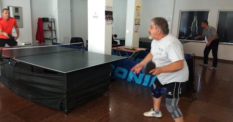 Аматьорска лига по тенис на маса – 3 кръг