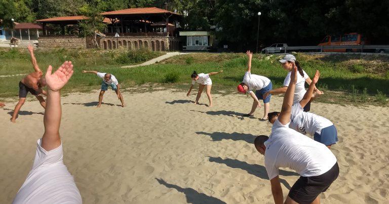Фуутура с първи младежки семинари за спорт и здравословен начин на живот